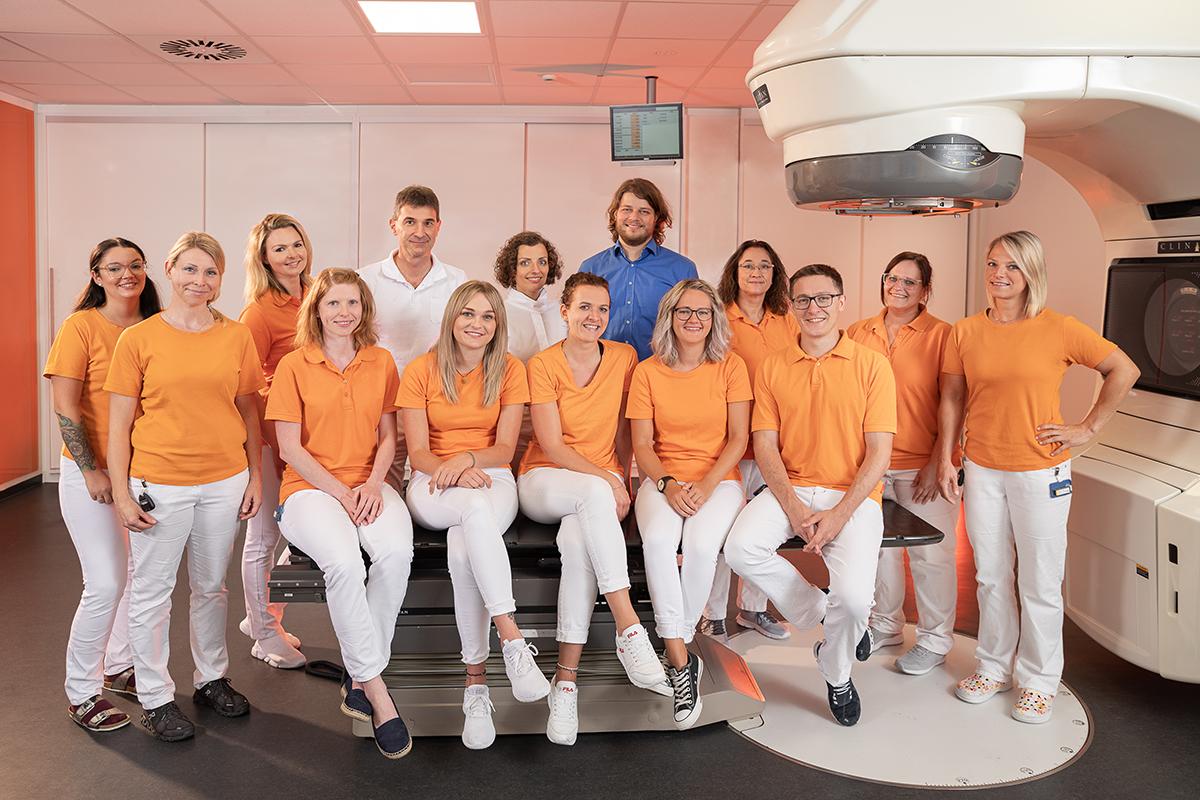 Team Strahlentherapie Schwäbisch Gmünd